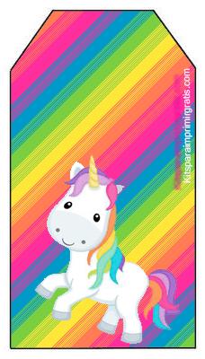 Imprimibles Unicornios