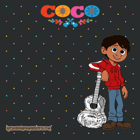 Stickers coco Disney etiquetas