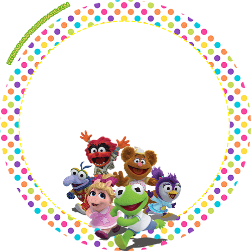 Topper muppets babies printables free