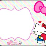 Kit Imprimible Hello Kitty Descarga Gratis
