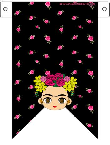 Kits-de-Frida-Kahlo-para-imprimir-gratis---etiquetas-frida-kahlo---stickers