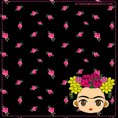 Stickers-Frida-Kahlo---Kits-Imprimibles-de-Frida-Kahlo-descarga-gratis