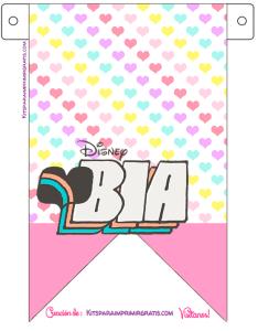 Banderines-de-Bia-Disney