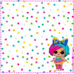 Kit Imprimible LOL SURPRISE SERIE 5 Hairgoals descarga gratis