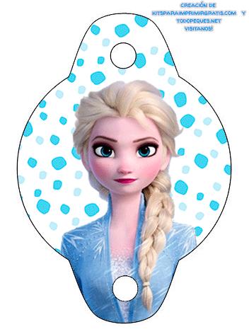 Adornos Frozen 2 decoracion Cumpleanos