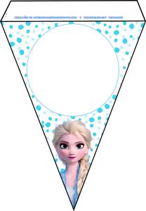 Marcos de Elsa y Anna Frozen 2