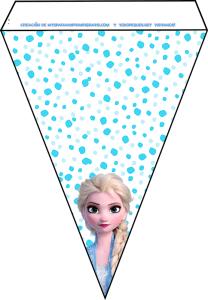 Cumpleanos Frozen 2 Decoracion imprimibles