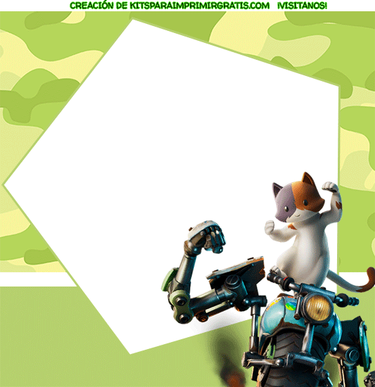 Fortnite Meowscles Free printables Stickers