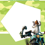 Kit Imprimible Meowscles FORTNITE Descarga Gratis