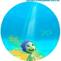 Kit Imprimible Luca descarga gratis