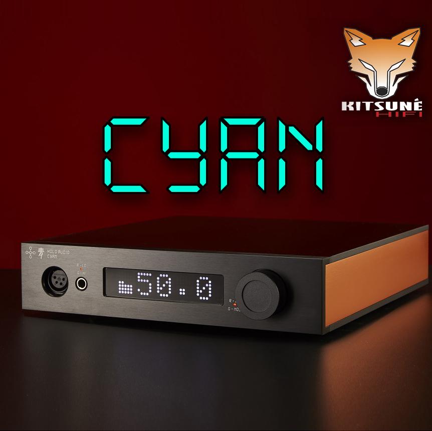 Holo Audio - Cyan - discrete resistor ladder dac - Three models available