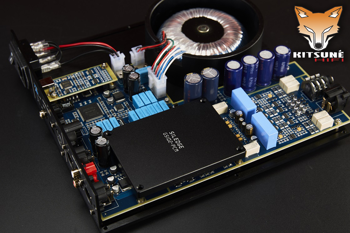 Holo Audio Cyan Discrete Resistor Ladder Dac Three Models Amplifier Semiconductor Circuits Electronics Textbook Available
