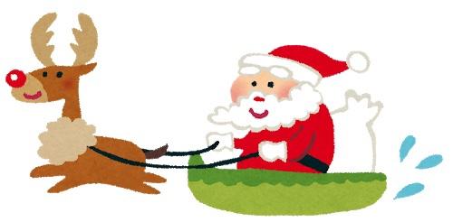 クリスマスにオススメ、簡単なサンタの描き方!