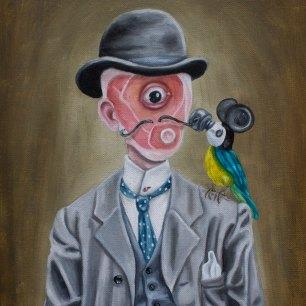 Billedkunst popsurrealisme