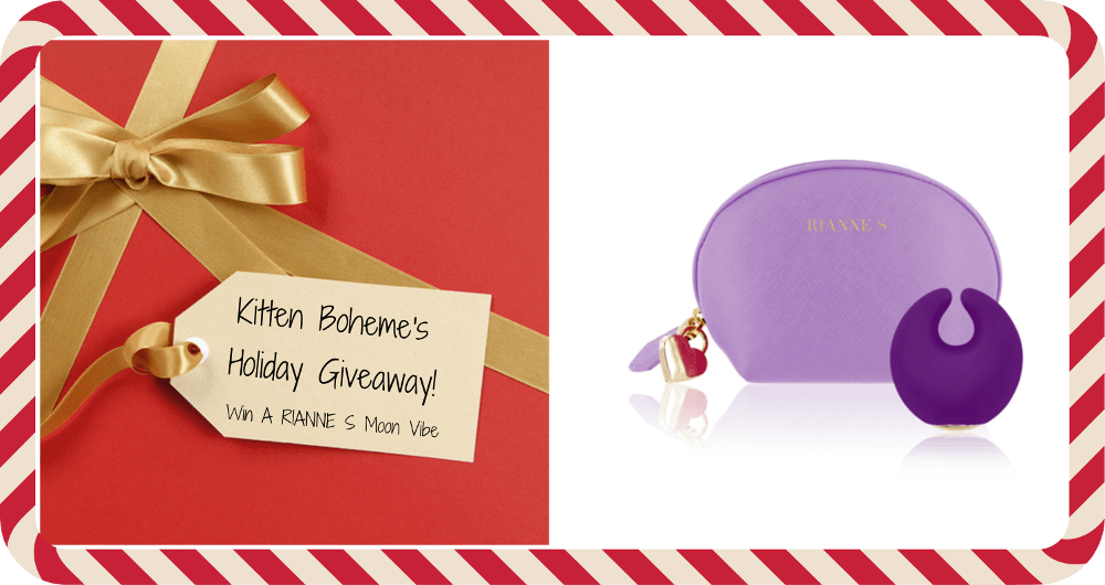 Kitten Boheme's Holiday Giveaway Contest