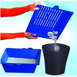 easy clean litterbox