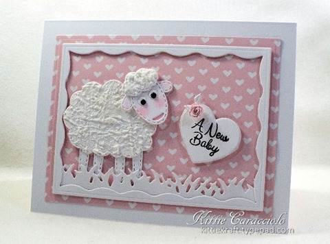 KC Impression Obsession Patchwork Sheep 1 right