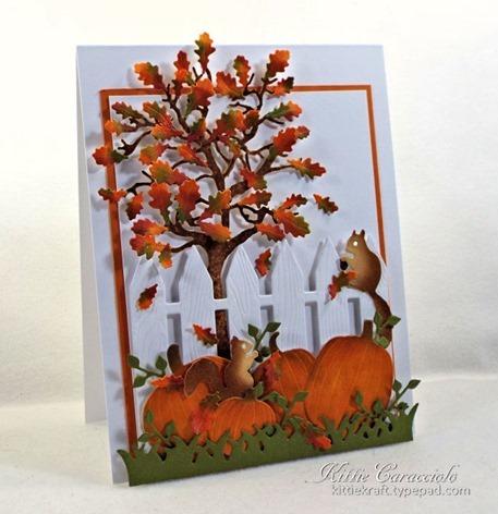 KC Impression Obsession Pumpkin Set 5 left