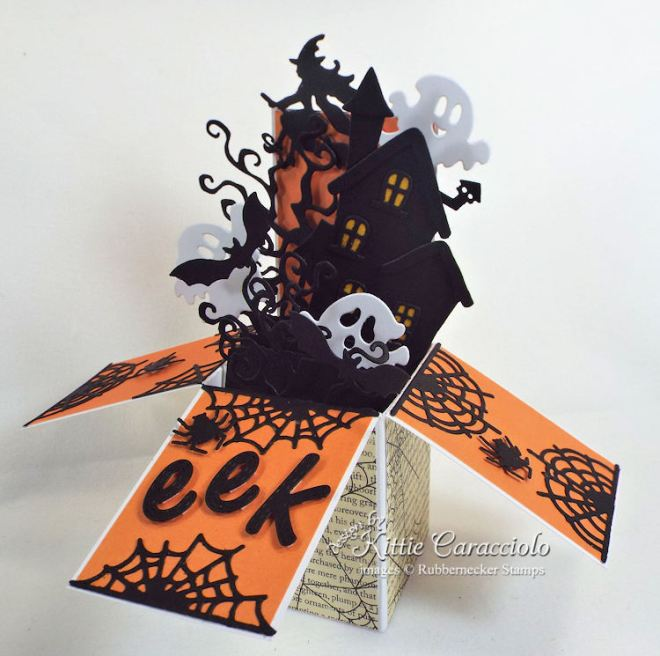 Rubbernecker Stamps Blog Come-see-how-I-made-this-scary-Halloween-pop-up-box-card.