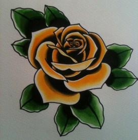 classic rose tattoo2