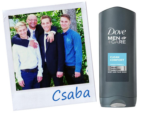 dove men care 15