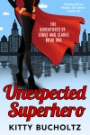 Unexpected Superhero cover by Kitty Bucholtz