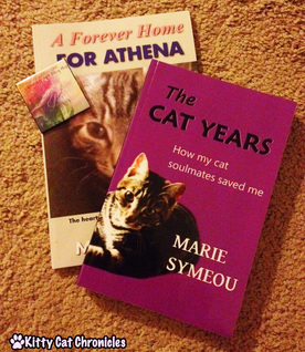 Giveaway Winners - Cat Books