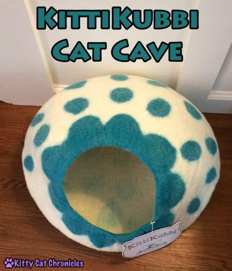 KittiKubbi Cat Cave