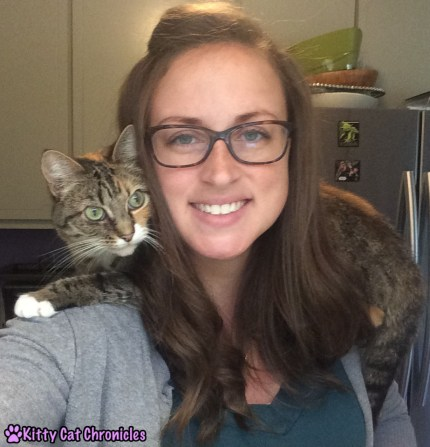 Flashback Friday: Once a Shoulder Kitty, Always Shoulder Kitty