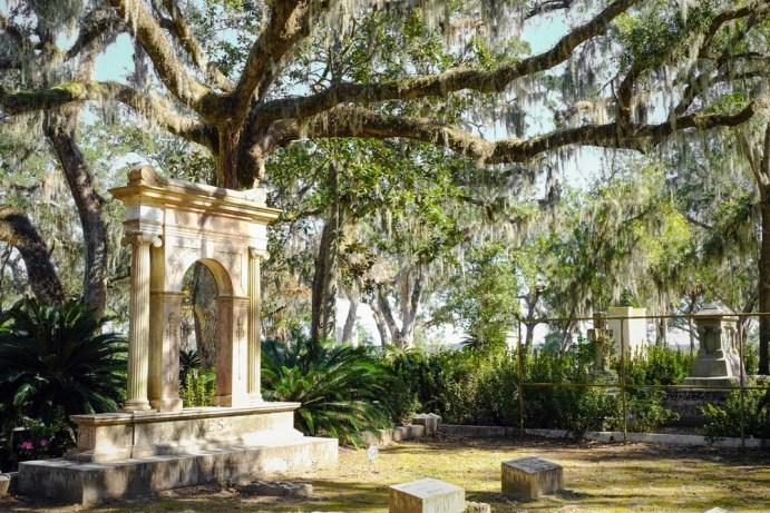 Adventure Cat Travel Guide: Savannah, GA - Bonaventure Cemetery