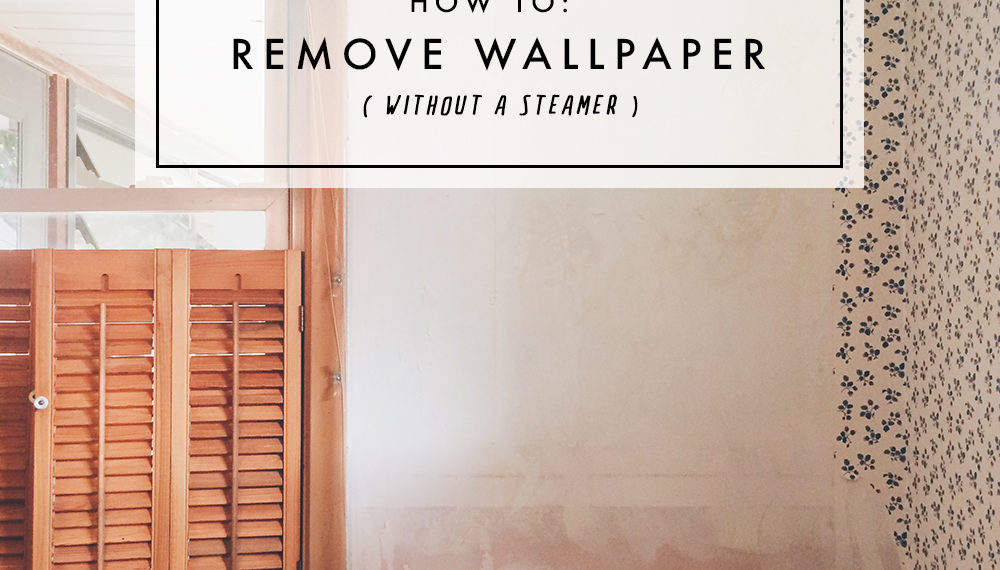 Best Way To Remove Wallpaper Border From Painted Wall ...