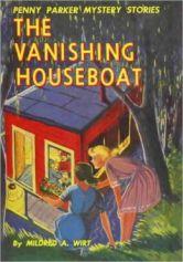 Vanishing Houseboat - Penny parker mystery stories