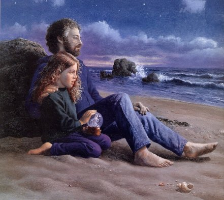 Rest on the shore - Ruth Sanderson