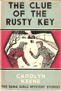 The Clue of the Rusty Key