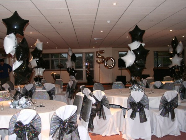 Timeless Black And White Party Decor Ideas Cover