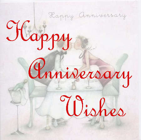 Happy Anniversary Wishes For Your Friends And Relatives
