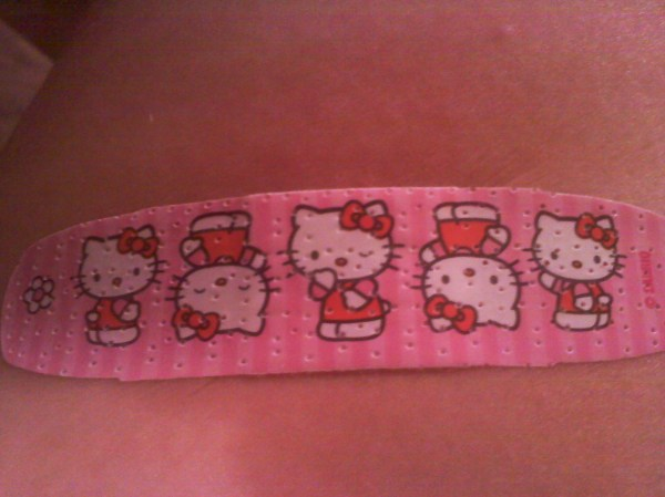 Kitty Band-aids Hell