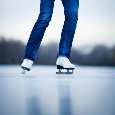 10 способов похудеть к весне — Катание на коньках