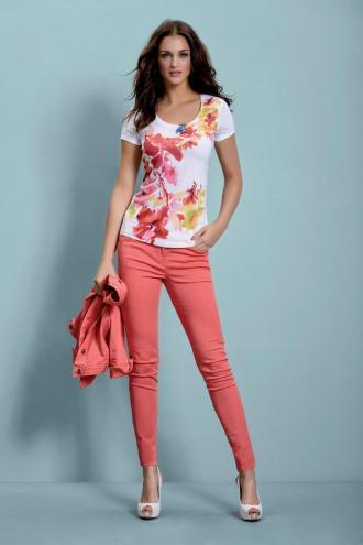 Как выбрать джинсы - советы девушкам - Цветные джинсы