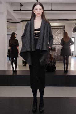 Мода осень 2013 женская одежда - 5