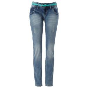 Подобрать джинсы - Прямые джинсы