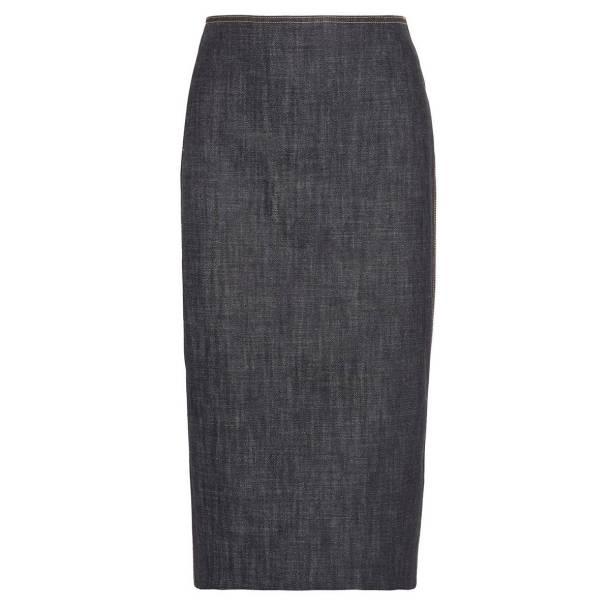 Весенний тренд 2013 года - Возвращение миди юбок - 10 стильных примеров 5