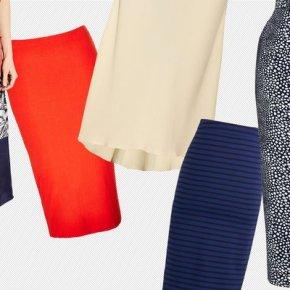 Весенний тренд 2013 года: возвращение миди-юбок. 10 стильных примеров