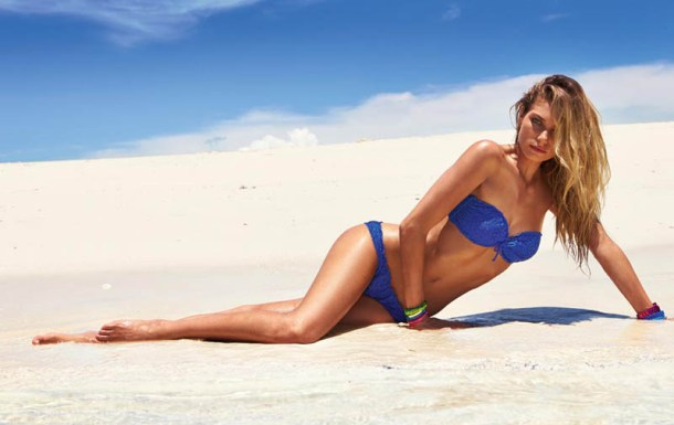 Модная пляжная одежда на лето 2013 года от Calzedonia 9