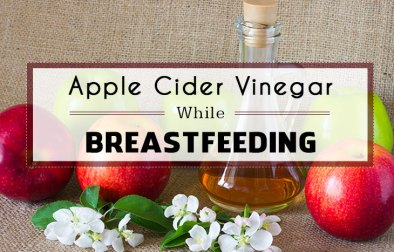 apple-cider-vinegar-while-breastfeeding