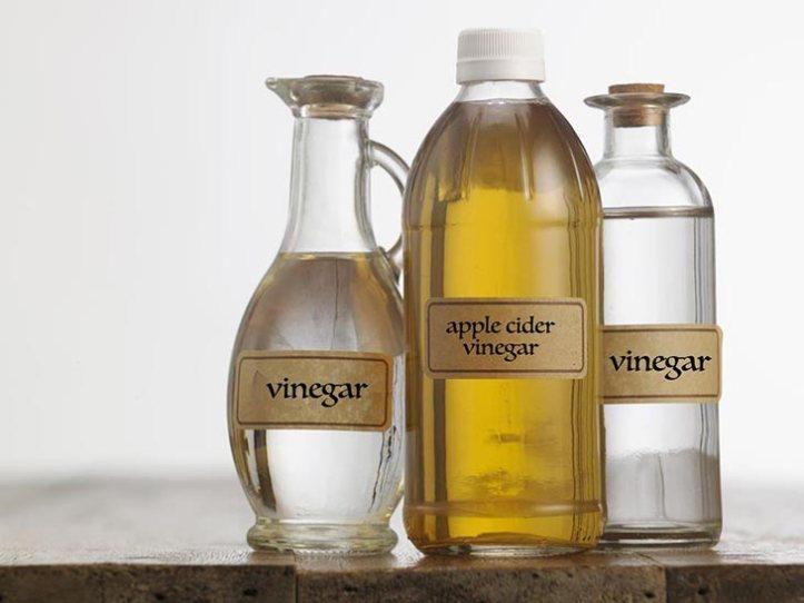 apple-cider-vinegar-and-white-vinegar
