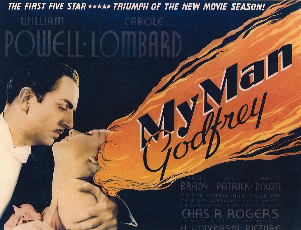 original 1936 poster art