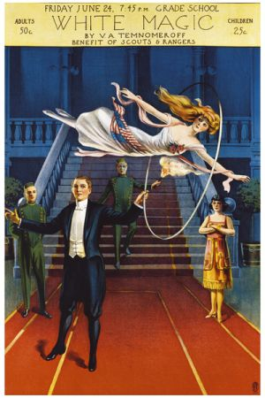 White Magic Show 1925