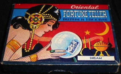 Vintage Fortune Incense