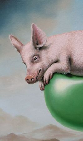 Pig Lift by Linda R. Herzog